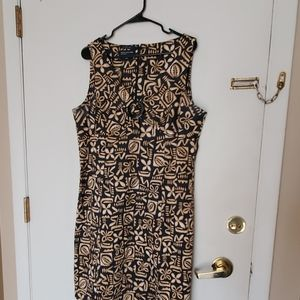 Jones New York Stretch Dress